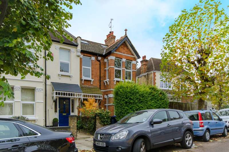 5 Bedrooms House for sale in Fallow Court Avenue, North Finchley, N12