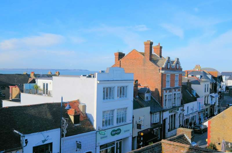 2 Bedrooms Apartment Flat for sale in High Street, Whitstable, CT5