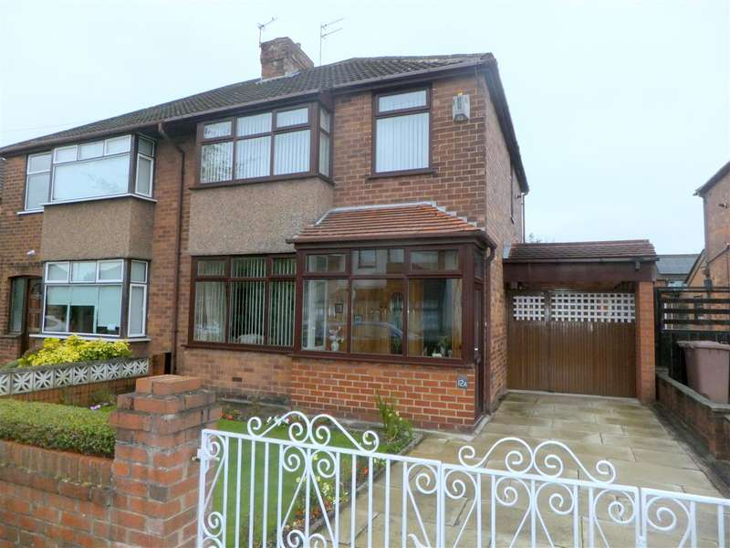 3 Bedrooms Semi Detached House for sale in Dorgan Close, Rainhill, Prescot