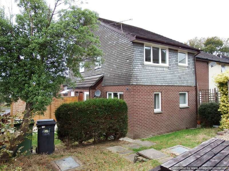 2 Bedrooms End Of Terrace House for sale in Laburnum Drive, Whiddon Valley