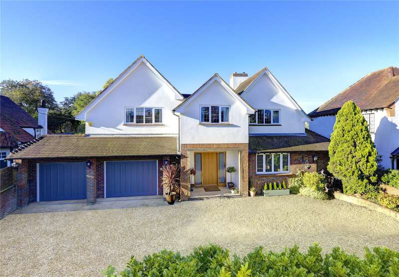 5 Bedrooms Detached House for sale in Gaviots Way, Gerrards Cross, Buckinghamshire, SL9