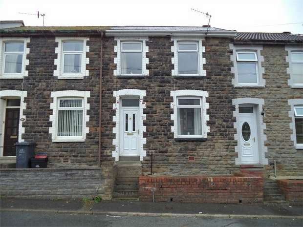 3 Bedrooms Terraced House for sale in Lancaster Street, Blaina, ABERTILLERY, Blaenau Gwent