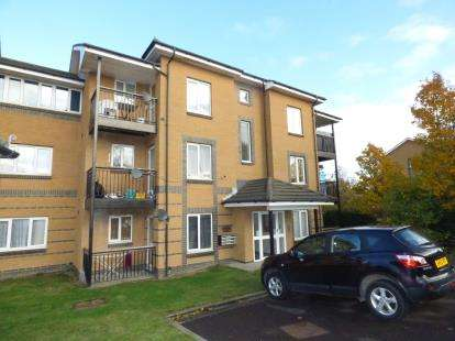 2 Bedrooms Flat for sale in Spinnaker Close, Barking, Essex