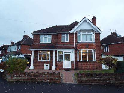 5 Bedrooms Detached House for sale in Willersey Road, Birmingham, West Midlands