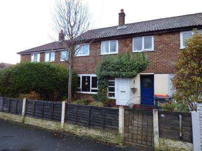 4 Bedrooms Terraced House for sale in Larches Avenue, Ashton-On-Ribble, Preston, Lancashire, PR2