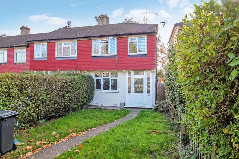 3 Bedrooms End Of Terrace House for sale in Knollmead, Surbiton