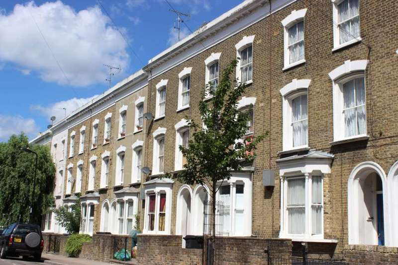 4 Bedrooms House for sale in Walford Road, Stoke Newington