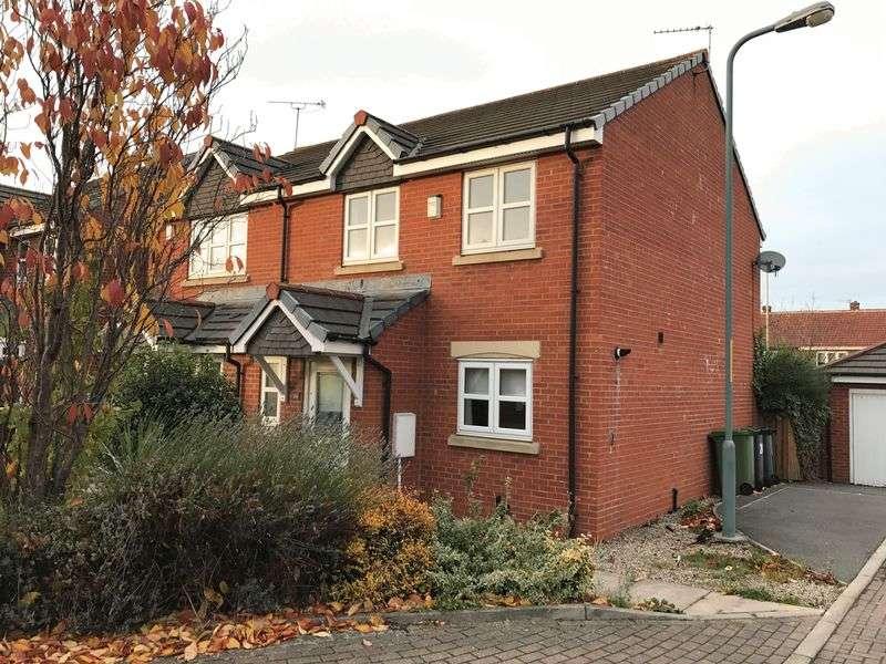 3 Bedrooms Semi Detached House for sale in Cedar Drive, Jarrow