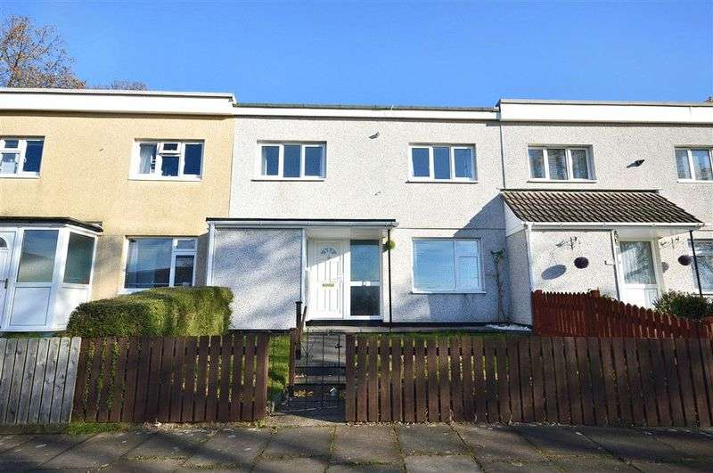 2 Bedrooms Terraced House for sale in Caerwent Road, Cwmbran