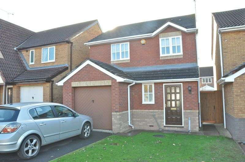 3 Bedrooms Detached House for sale in St. Davids Drive, Evesham