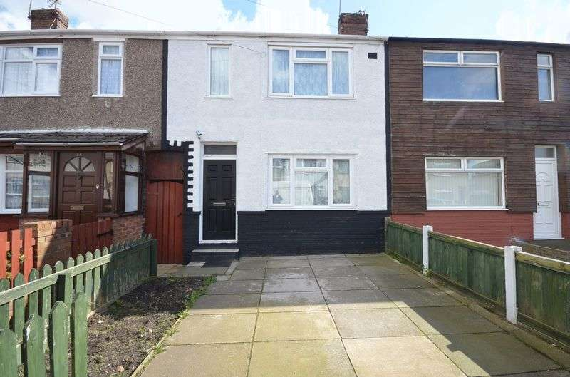 2 Bedrooms Terraced House for sale in Oxford Street, Widnes