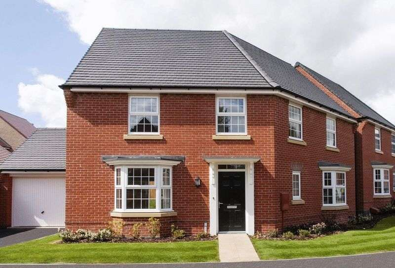 4 Bedrooms Detached House for sale in ASHTREE - Kings Court, North Hykeham