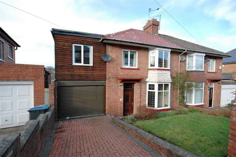 3 Bedrooms Semi Detached House for sale in The Briary, Shotley Bridge