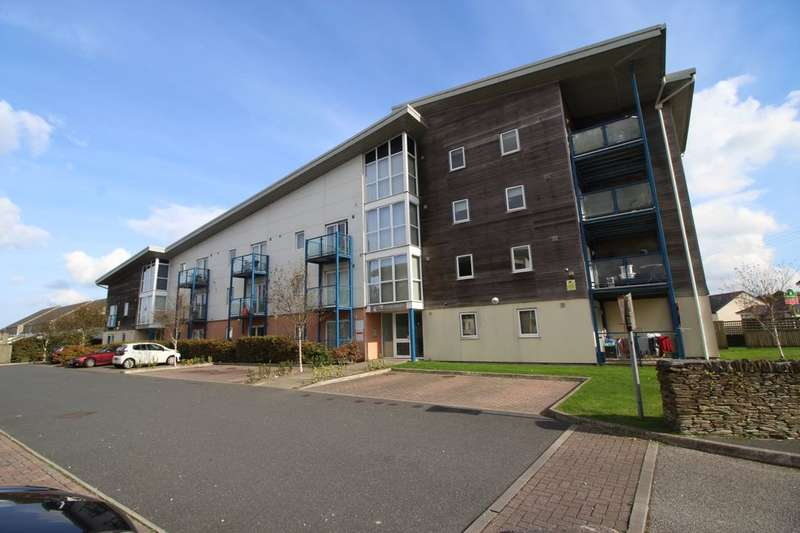 1 Bedroom Flat for sale in Pendarves House Vyvyans Court, Tuckingmill, Camborne, TR14