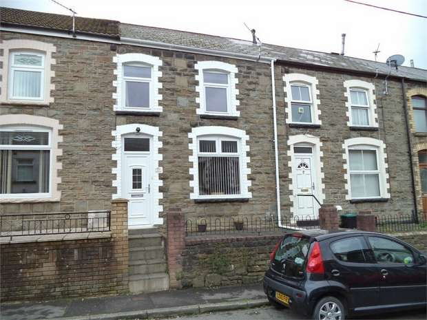 2 Bedrooms Terraced House for sale in Gray Street, ABERTILLERY, Blaenau Gwent
