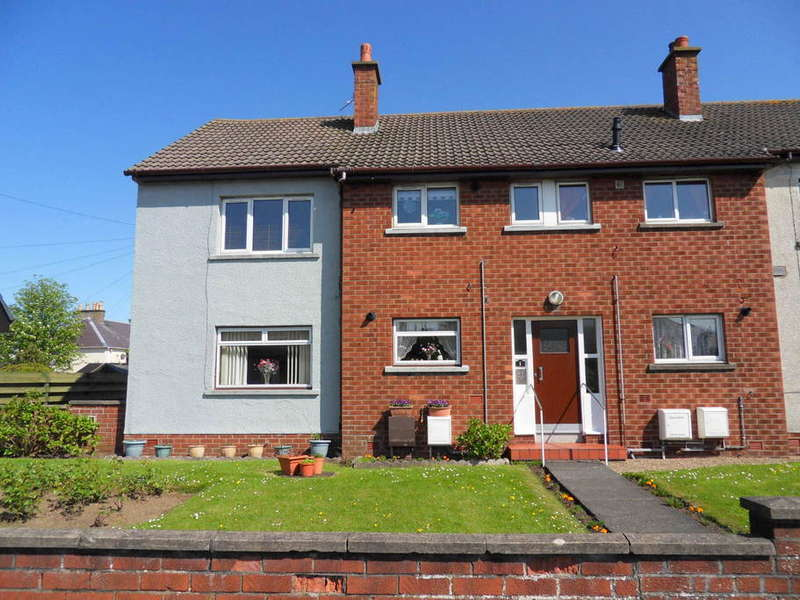 1 Bedroom Flat for sale in Adamton Road North, Prestwick, KA9