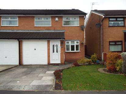 3 Bedrooms Semi Detached House for sale in Sherdley Road, St. Helens, Merseyside, WA9