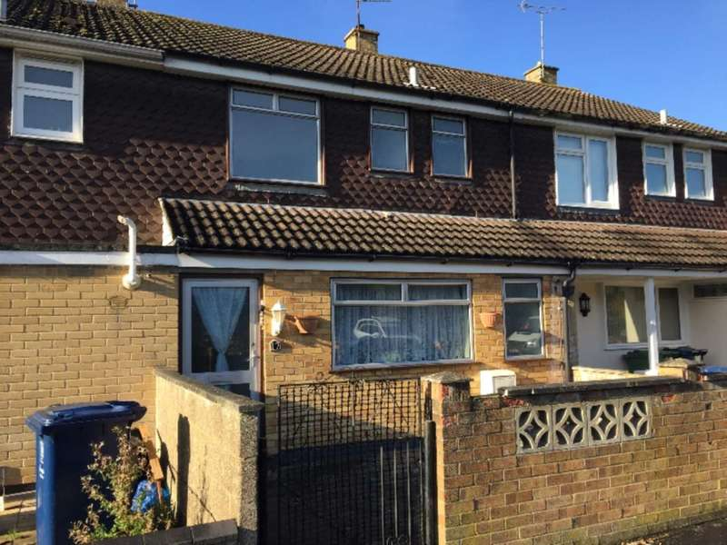 3 Bedrooms Terraced House for sale in Crowberry Road, Blackbird Leys.