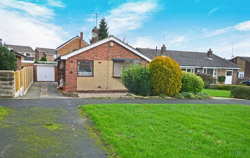 2 Bedrooms Detached Bungalow for sale in Wavell Grove, Sandal, Wakefield