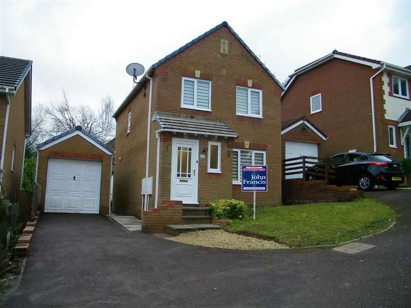 3 Bedrooms Property for sale in Ffordd Dryden, Killay