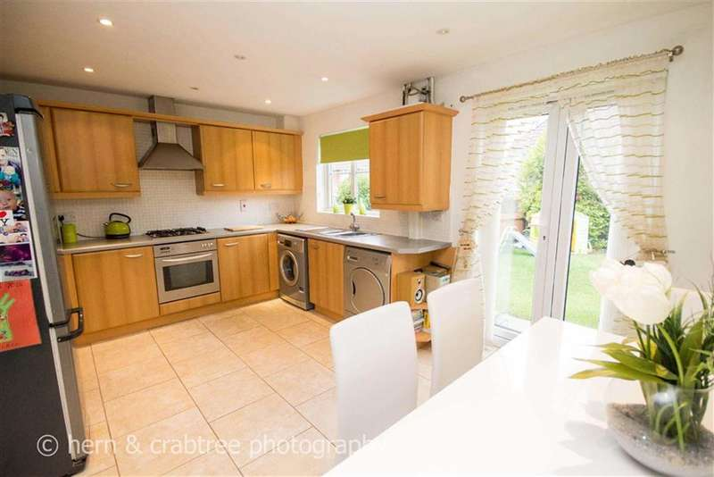 3 Bedrooms Property for sale in Vervain Close, Westfield Park, Cardiff