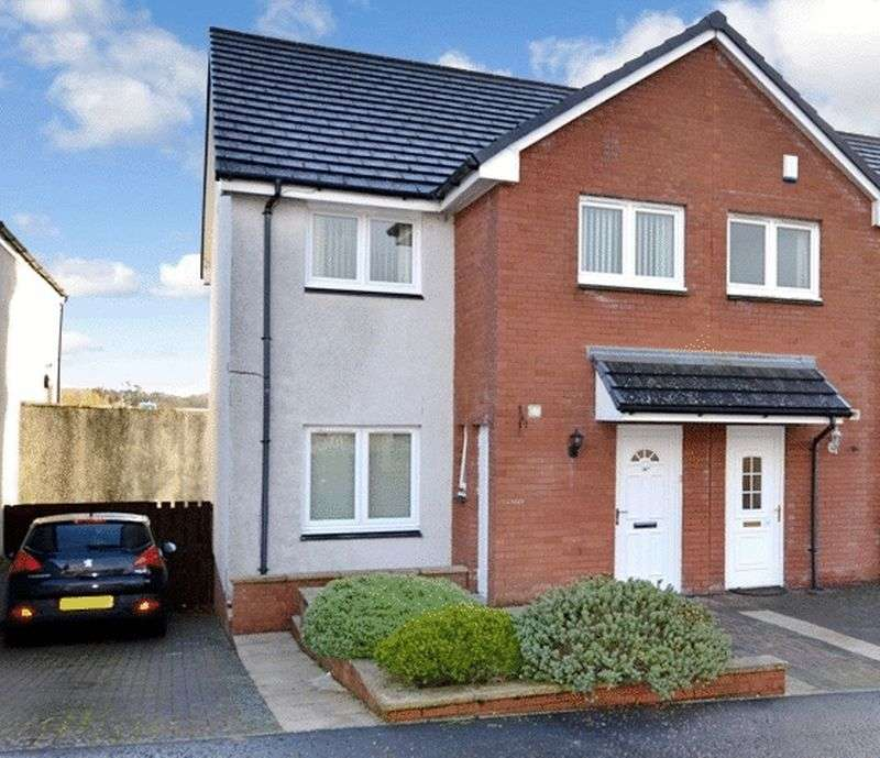 3 Bedrooms Terraced House for sale in Garnock Street, Dalry