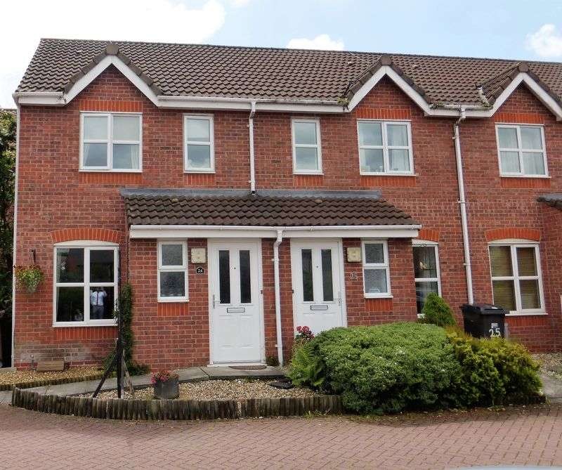 2 Bedrooms Semi Detached House for sale in Pendlebury Close, Longton, Preston