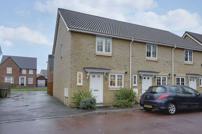 2 Bedrooms Terraced House for sale in Poplar Place, Cwmbran