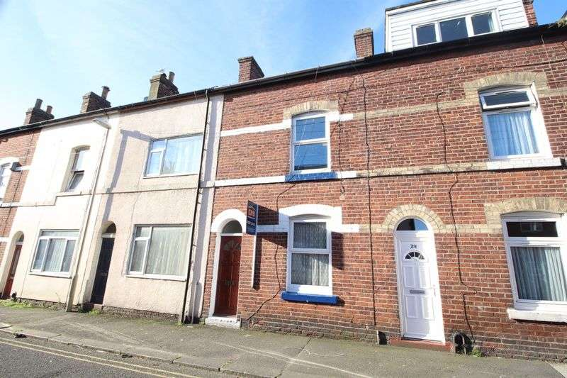 3 Bedrooms Terraced House for sale in Belle Vue Street, Scarborough