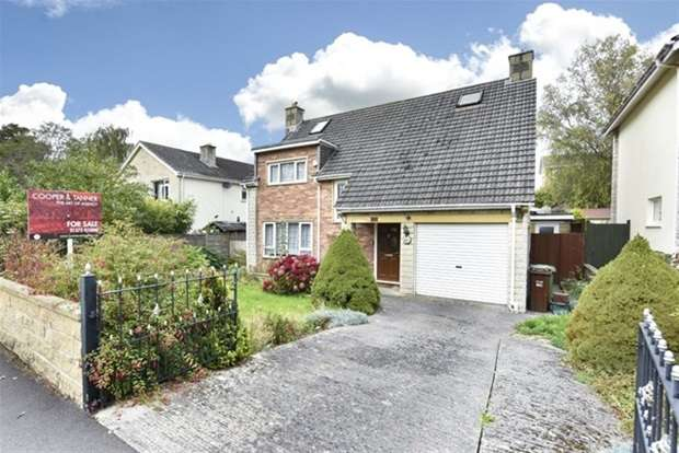 4 Bedrooms Detached House for sale in Spring Road, Frome