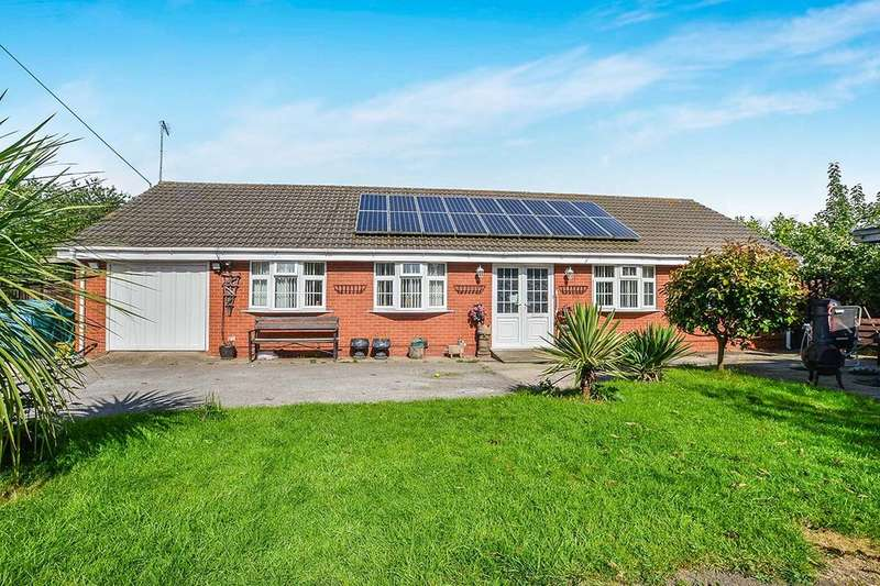 4 Bedrooms Detached Bungalow for sale in Lees Lane, South Normanton, Alfreton, DE55