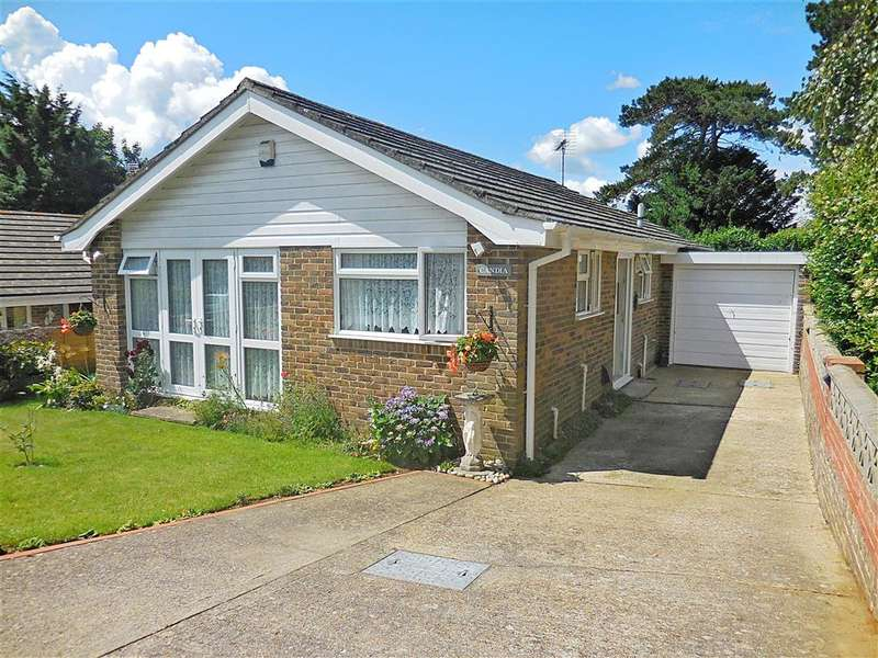 2 Bedrooms Bungalow for sale in Firsdown Close, Worthing, West Sussex