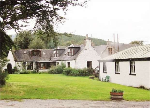 5 Bedrooms Detached House for sale in Beechgrove, Tomnavoulin, Glenlivet, Moray