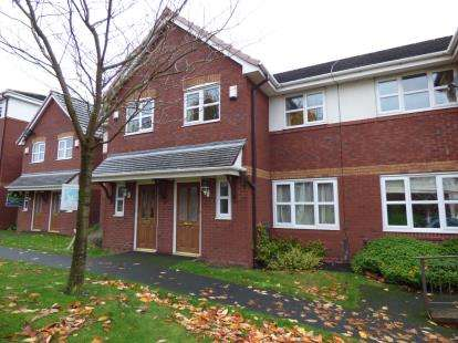2 Bedrooms Terraced House for sale in Dorman Close, Ashton-On-Ribble, Preston, Lancashire, PR2