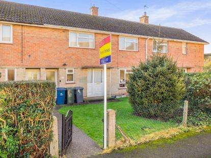 3 Bedrooms Terraced House for sale in Malkin Avenue, Radcliffe-on-Trent, Nottingham
