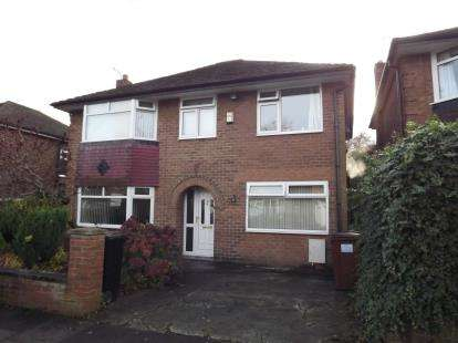 5 Bedrooms Detached House for sale in Glenfield Road, Heaton Chapel, Stockport, Greater Manchester