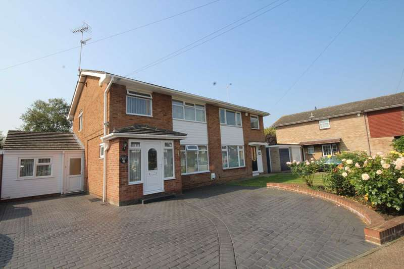 4 Bedrooms Semi Detached House for sale in Kelvedon Hatch , Brentwood