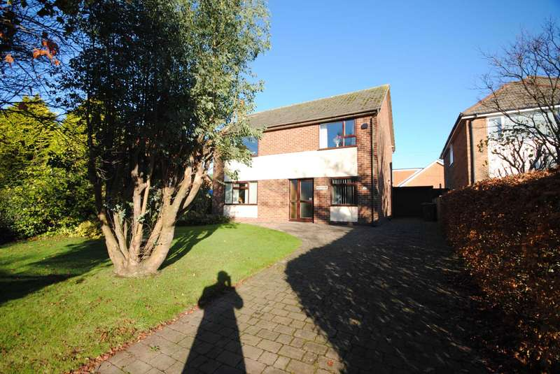 3 Bedrooms Detached House for sale in Church Road, Warton