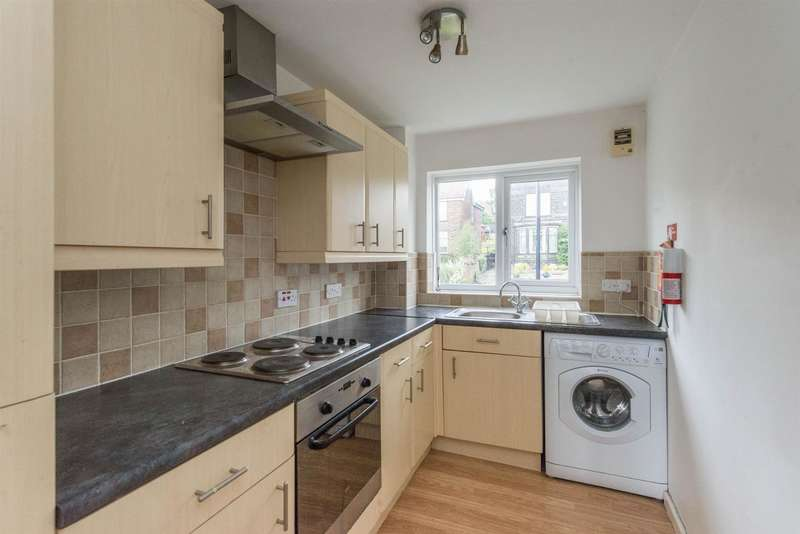 2 Bedrooms Flat for sale in Greenhead Gardens, Chapeltown, Sheffield