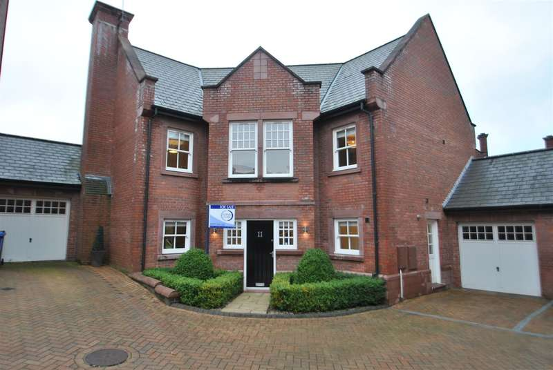 5 Bedrooms Property for sale in Bretland Drive, Grappenhall Heys, WARRINGTON