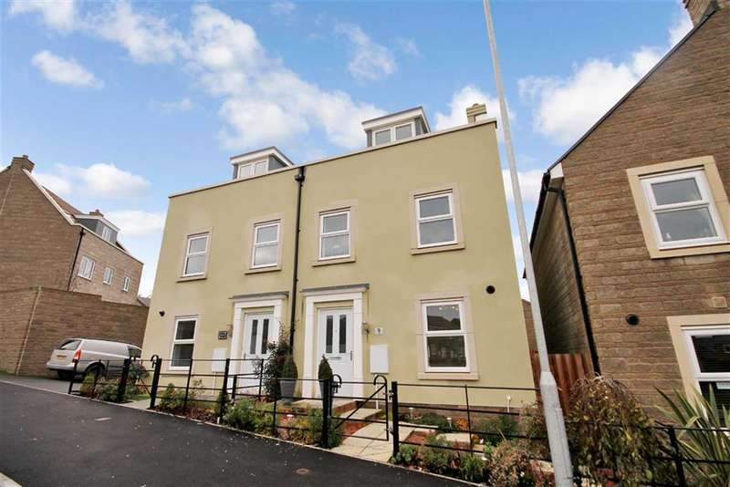 3 Bedrooms Property for sale in Cowleaze, Ridgeway Farm, Swindon