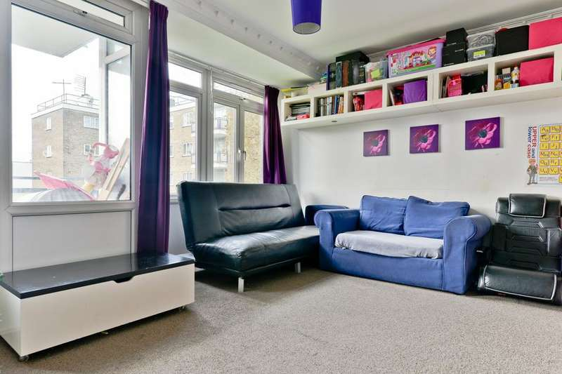 1 Bedroom Flat for sale in Champion Park, London SE5