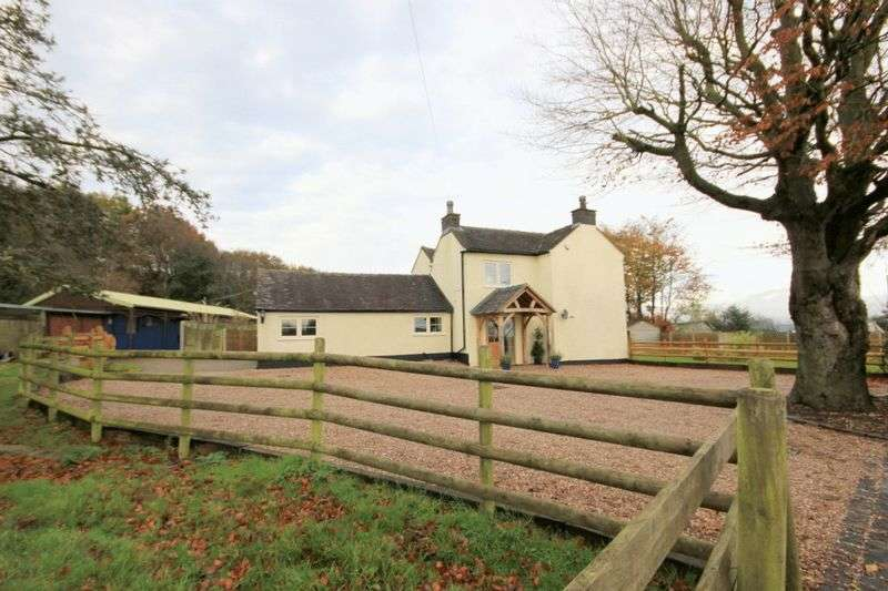 5 Bedrooms Detached House for sale in Cross Gate, Hilderstone