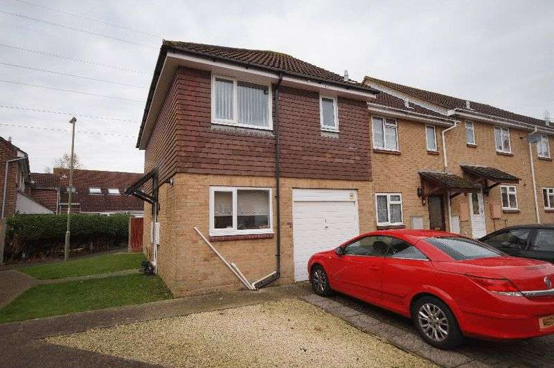 3 Bedrooms Semi Detached House for sale in KINGFISHERS, PORTCHESTER, PO16 8ND