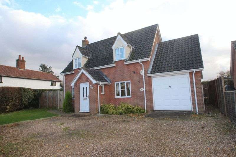 3 Bedrooms Detached House for sale in Flaxlands Road, Norwich
