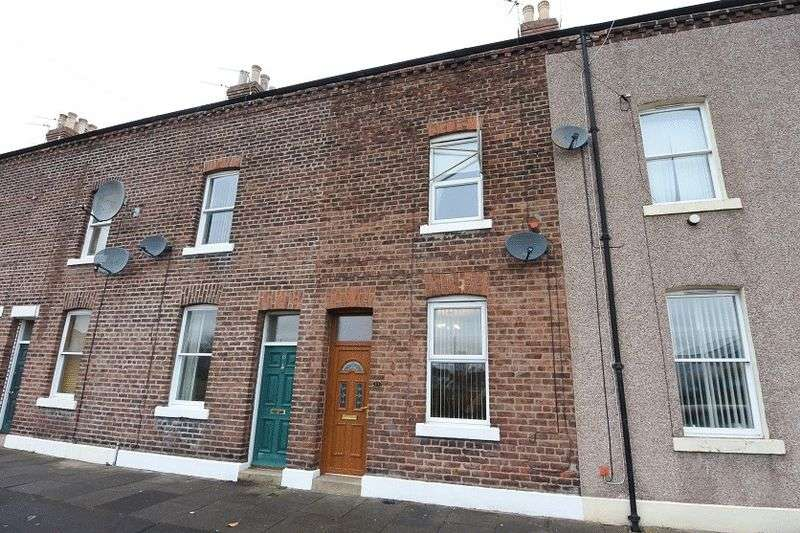 4 Bedrooms Terraced House for sale in Harold Street, Carlisle