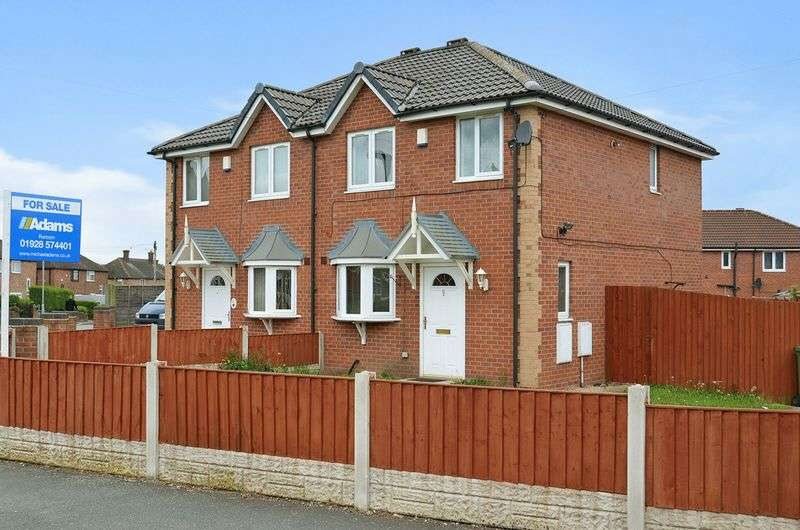 3 Bedrooms Semi Detached House for sale in Beech Gardens, Runcorn