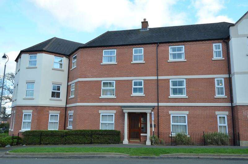 2 Bedrooms Apartment Flat for sale in St Francis Drive, Birmingham