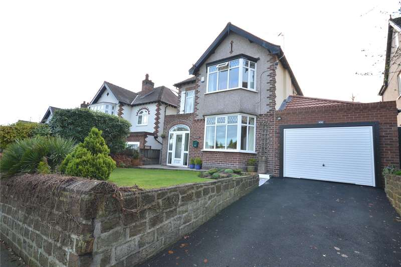 3 Bedrooms Detached House for sale in Woolton Hill Road, Woolton, Liverpool, L25