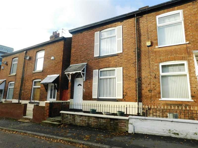 2 Bedrooms Property for sale in Union Street, Stockport, Stockport